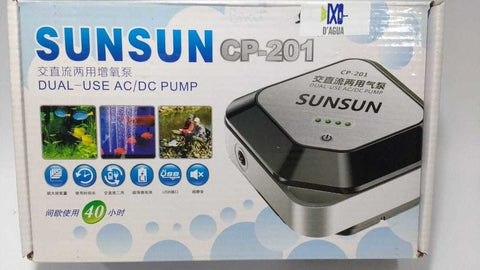 Sunsun Cp Series AC/DC  Air Pump