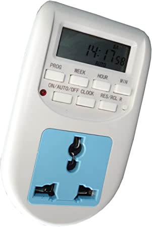 Programmable Timer Switch, Electronic Digital Timer , ON/OFF Timer