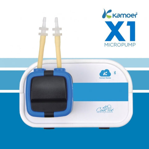 KAMOER - X1 Single Dosing Bluetooth Micro Pump