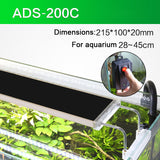SUNSUN - ADS-200C Planted Tank LED Light | For 280-450mm Tank