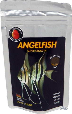 Discusfood Angelfish Super Growth Granulate