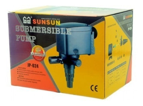SUNSUN - JP-024 Submersible Pump (1200 LPH)