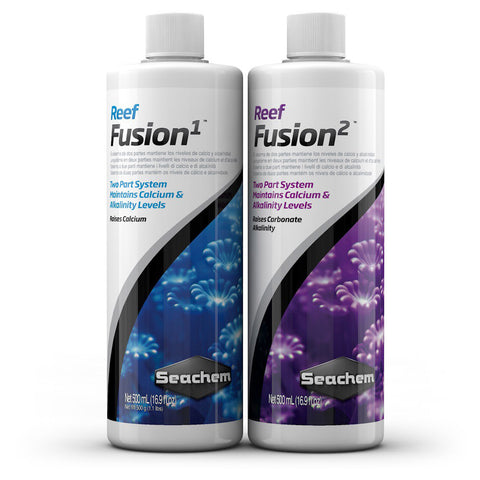 Reef Fusion 1 & 2