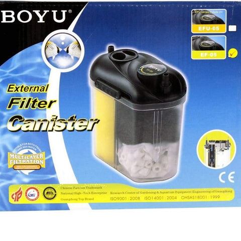 Boyu - EF-05 External Canister Filter