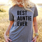Best Auntie Ever Graphic Tee