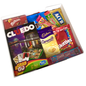 Games night lolly box - Cluedo