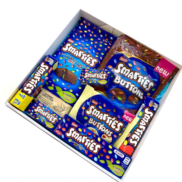 SMARTIES GALORE - Lolly Box