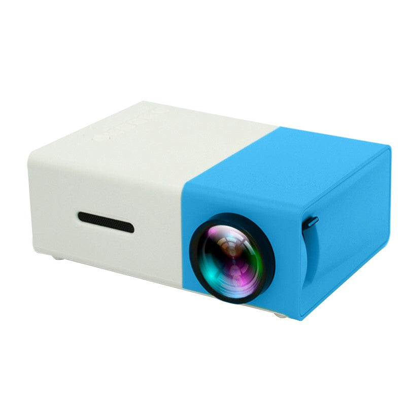 The Compact Projector - BLUE | Hand Sized Portable Projector