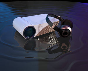 The Compact Projector 3.0 | Hand Sized Portable Projector