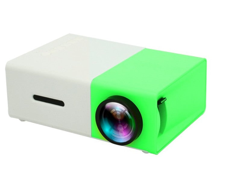 COMPACT PROJECTOR - GREEN (PRE ORDER)