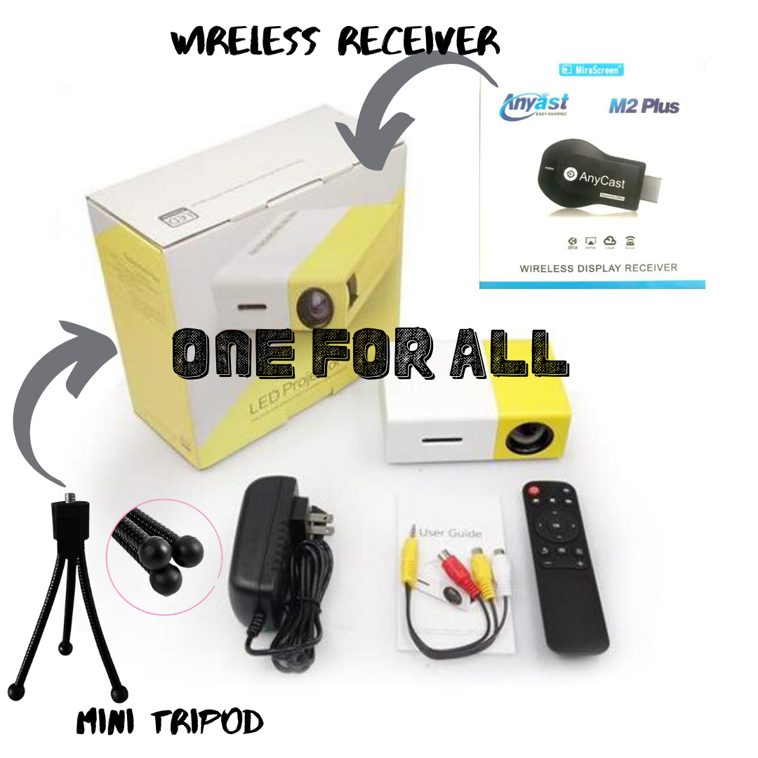 THE ONE FOR ALL BUNDLE