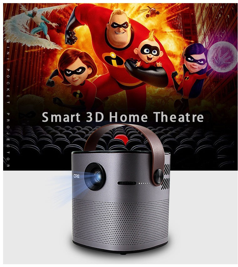 COMPACT PROJECTOR 5.0