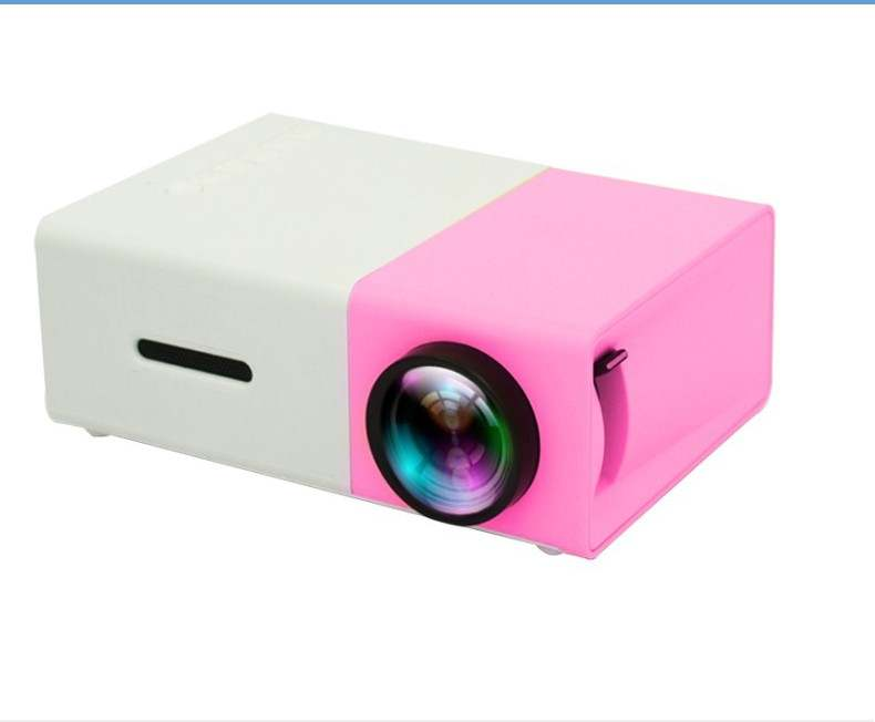 COMPACT PROJECTOR - PINK (PRE ORDER)