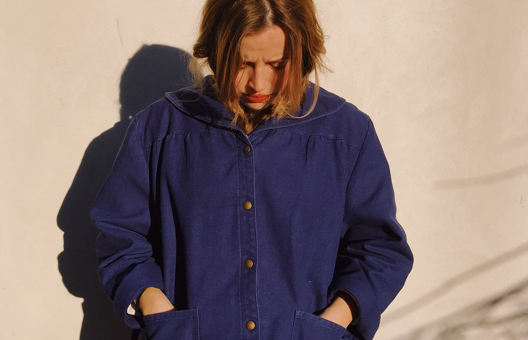 WILLOW ARTIST SMOCK