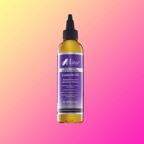 Fact Check #4: The Mane Choice Multi-Vitamin Scalp Nourishing Growth Oil 4 oz.