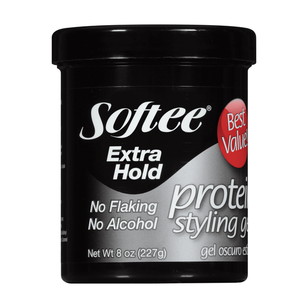 Softee, Hair Gel Styling Xtra Hld, 8oz,