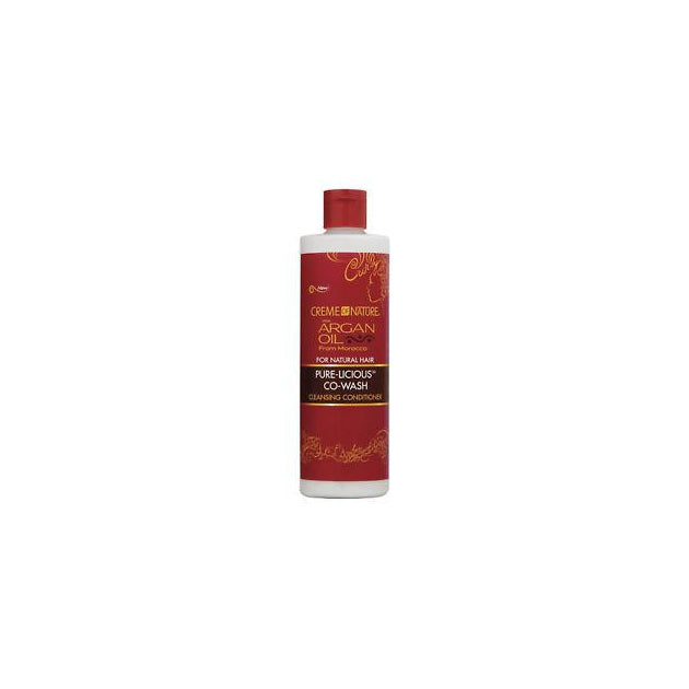 Creme of Nature With Argan Pure-Licious Co-Wash Cleansing Conditioner 12 oz.