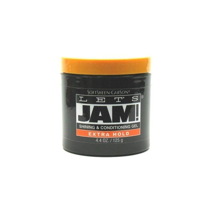 Lets Jam Condition & Shine Gel Extra Hold 4.4 oz.