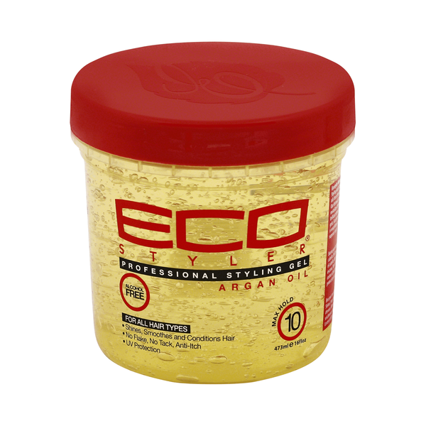 Ecostyler Argan Styling Gel 16 oz.
