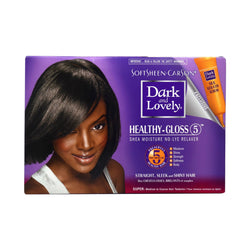 Dark & Lovely Moisture Seal No Lye Super Relaxer
