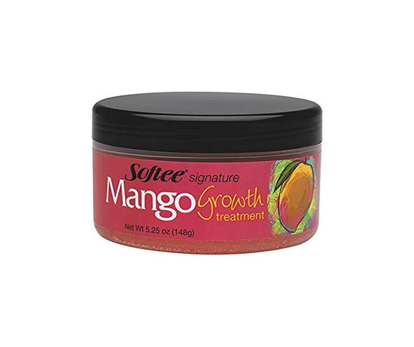 SOFTEE SIGNATURE MANGO HAIR GROWTH TREATMENT 5.25 oz.