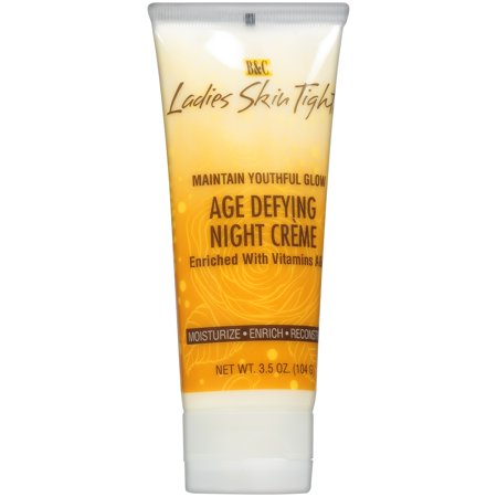 Skin Tight Ladies Age Defying Night Creme, 3.5 oz.