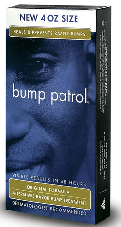 Bump Patrol Dermatologist Approved Original Strength Aftershave Treatment