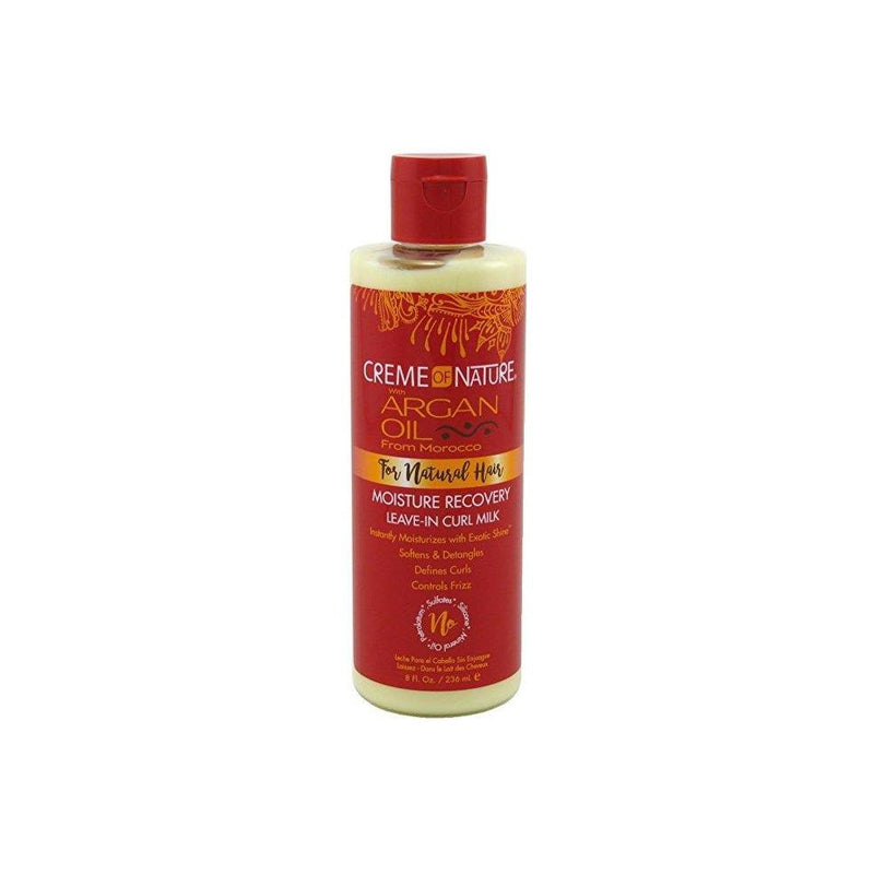Creme of Nature With Argan Buttermilk Leave-In Hair Milk 8 oz.