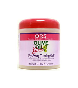 Organic Root Stimulator Girls Hair Gel Fly-Away Taming, 5 oz.