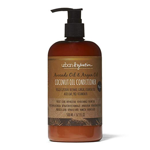 Urban Hydration Coconut Oil Conditioner 16.9 oz.