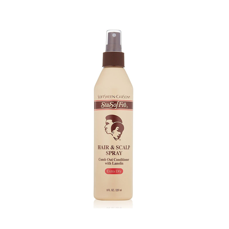 Sta-Sof-Fro Hair & Scalp Spray Extra Dry 8 oz.