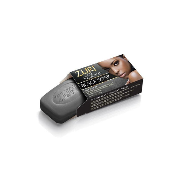 Zuri Black Soap 3.5 oz