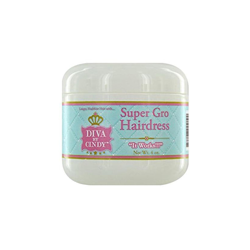 DIVA-Super Gro Hairdress 4 oz.