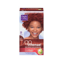 Dark & Lovely Go Intense! Hair Color No.66, Spicy Red