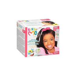 Just for Me No-Lye Conditioning Creme Relaxer Kit-Children's Super