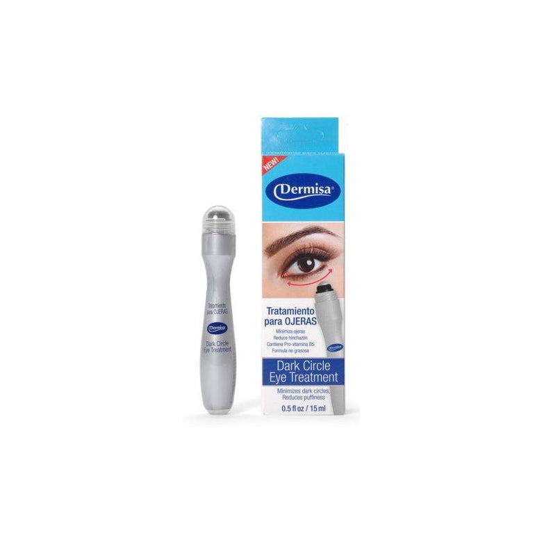 Dermisa Dark Circle Eye Treatment, 0.5 oz.