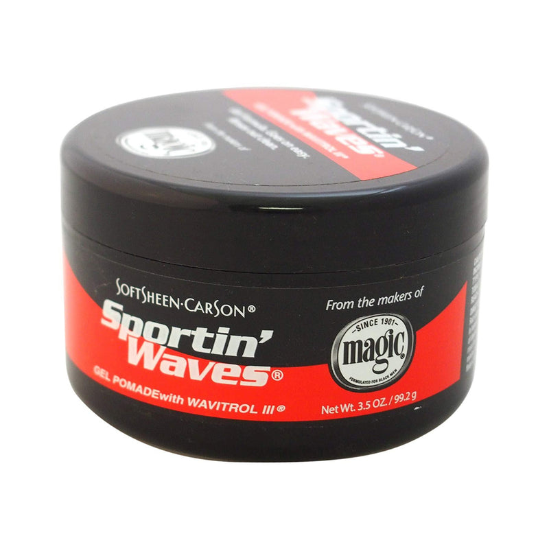 SoftSheen-Carson Sportin' Waves Gel Pomade 3.5 oz