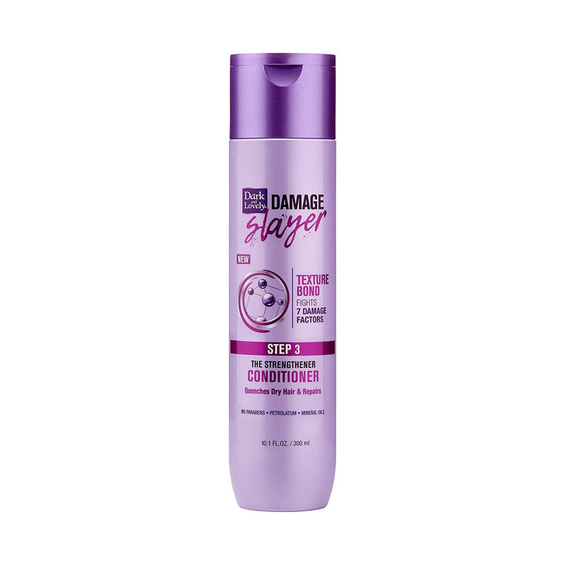Dark & Lovely Damage Slayer The Strengthener Conditioner, 10.1 oz.