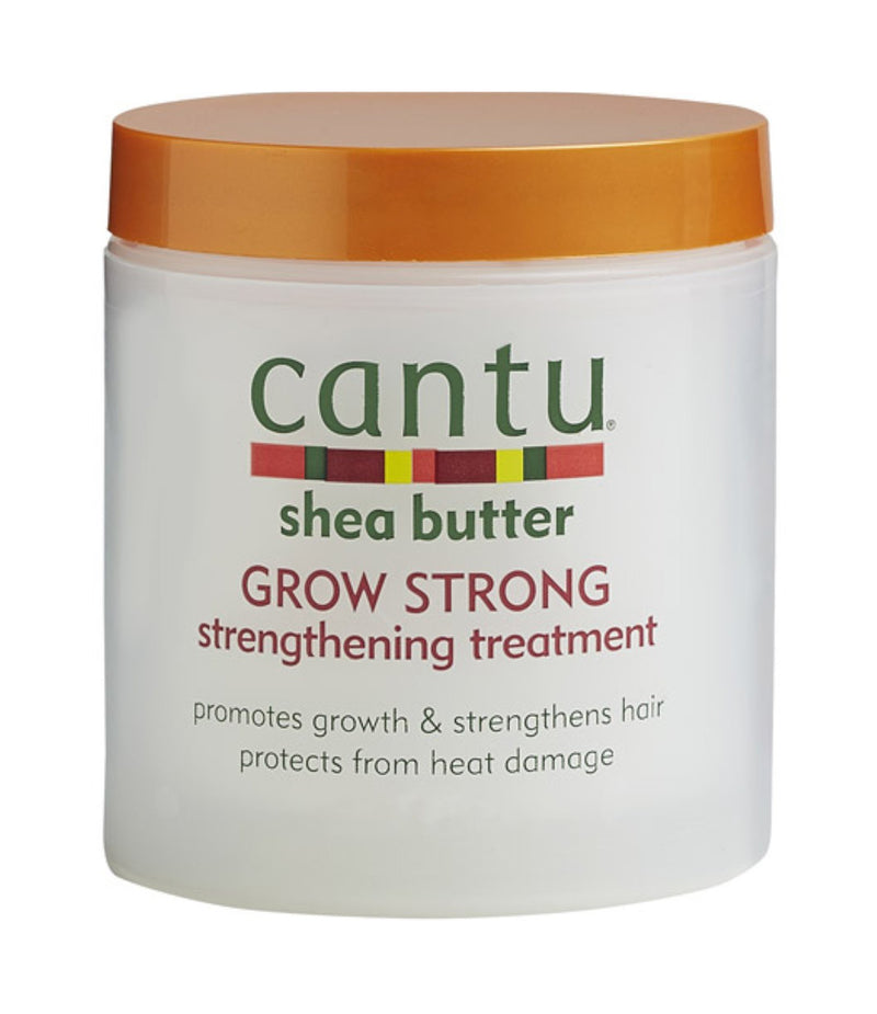 Cantu Shea Butter Grow Strong Strengthening Treatment 6 oz.