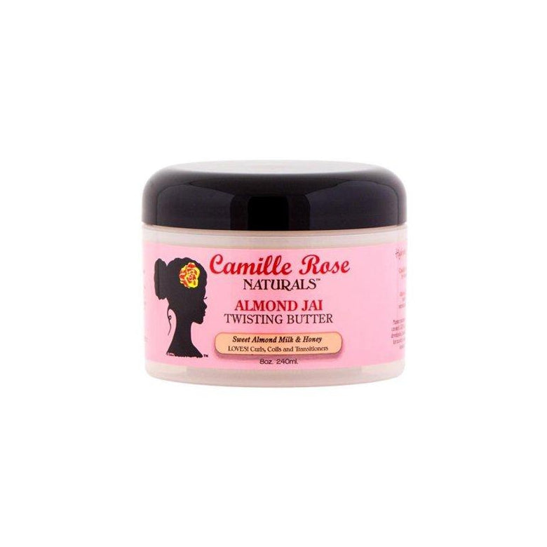 Camille Rose Naturals Almond Jai Twisting Butter, 8 oz.