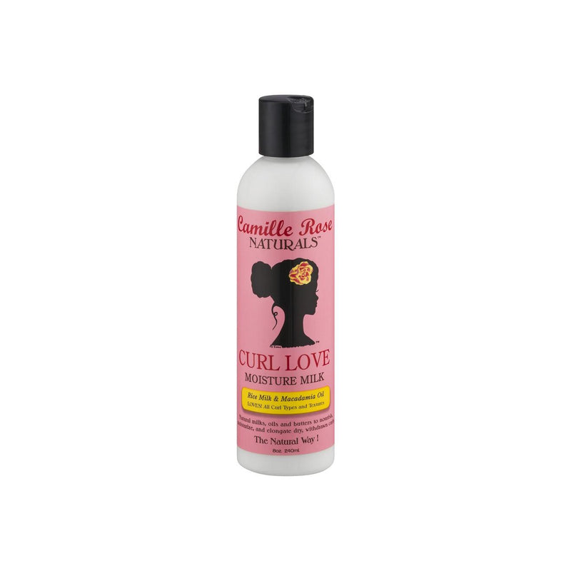 Camille Rose Naturals Curl Love Moisture Milk, 8 oz.