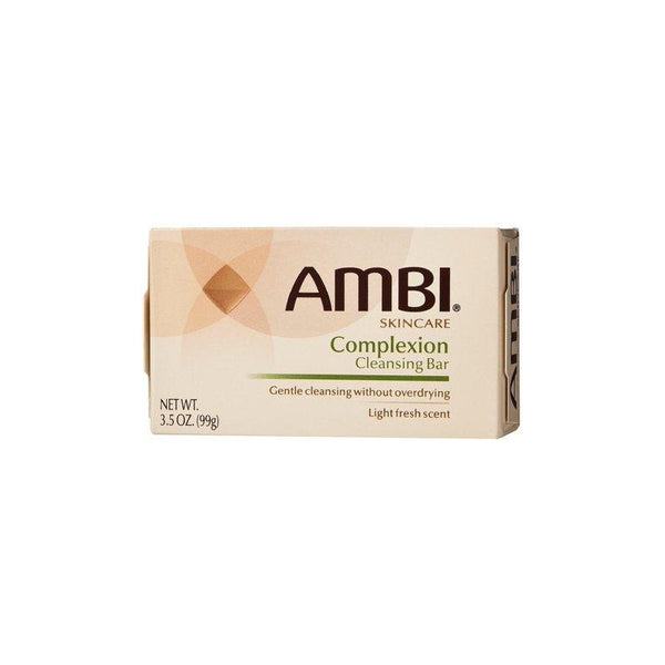 Ambi Skin Care Complexion Cleansing Bar Gentle Cleansing Without Overdryin 3.5 oz.