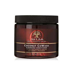 As I Am Coconut Cowash Cleansing Conditioner, 16 oz.