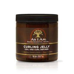 As I Am Curling Jelly, 8 oz.