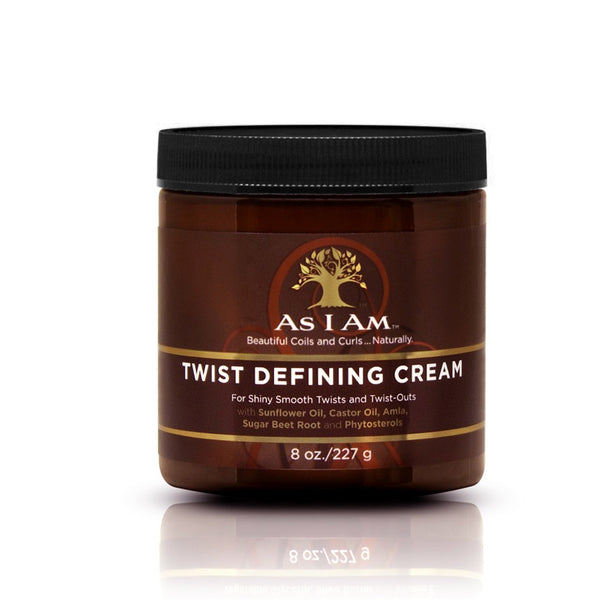 As I Am Twist Defining Cream, 8 oz.