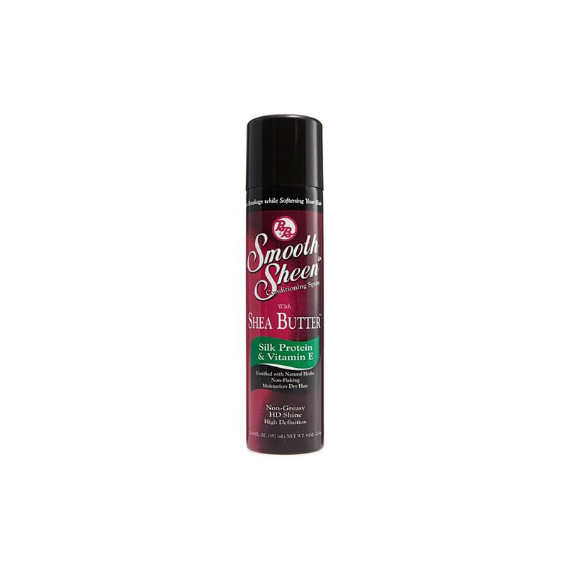 Bronner Brothers Smooth Sheen, 9 oz.
