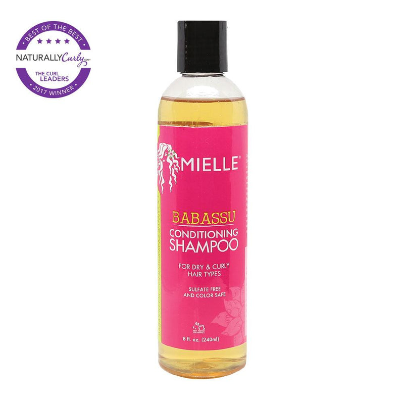 Mielle Babassu Foaming Power Conditioning Shampoo