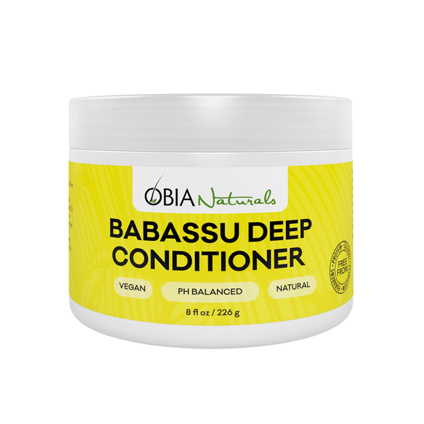 OBIA Naturals Babassu Deep Conditioner 8 oz.