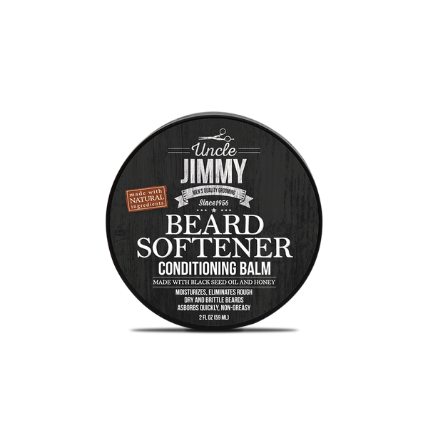 Uncle Jimmy Beard Softener, 2 Ounce