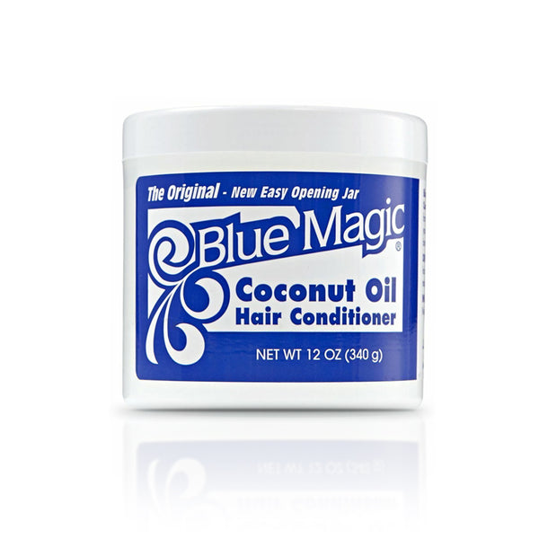 Blue Magic Coconut Oil Hair Conditioner 12 oz.